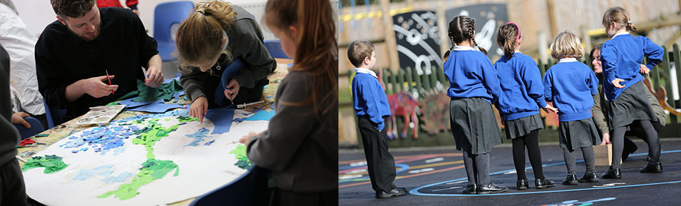 Life at The Federation of Holy Trinity and Little Marlow CE Schools